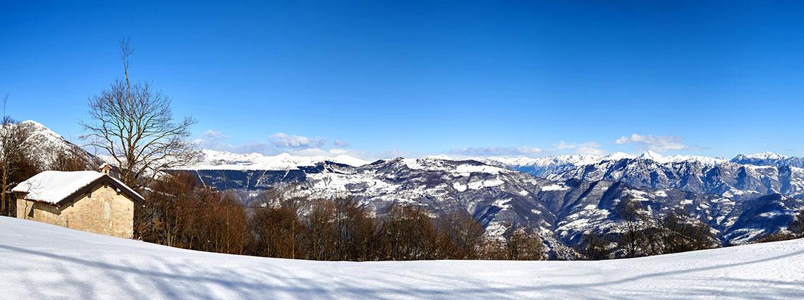 Panorama Orobie Bergamasche